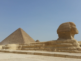 Trip to Cairo, and the spectacular Giza pyramids
