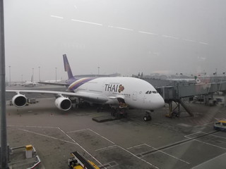 Around the World in 2 weeks, Part 7: Thai Airways criss-cross, A380 ride included