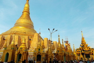 Around the World in 2 weeks, Part 8: Rangoon, Myanmar