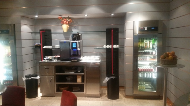 Brussels airport Iberia Airlines VIP (Oneworld) Lounge
