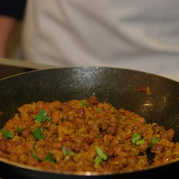 Indian cooking course: Chana Masala recipe