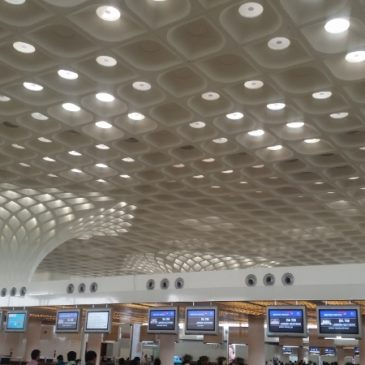 Mumbai Airport Terminal 2 – May 2016