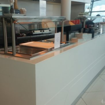 Finnair Premium lounge at Helsinki (HEL) Schengen gates