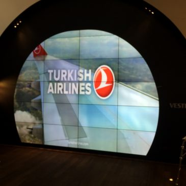 Turkish Airlines Lounge in Istanbul (IST) – a detailed guide