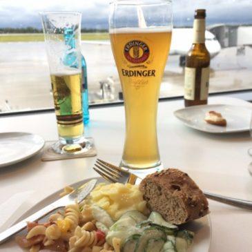 Lufthansa Senator Lounge in Dresden