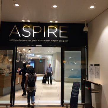 Aspire Lounge at Amsterdam Schiphol – Lounge 41 Non-schengen