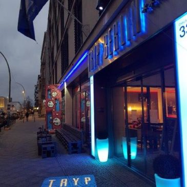 Tryp Berlin Mitte, by Melia hotels