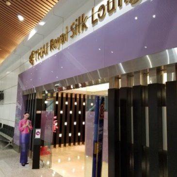 Thai Royal Silk Lounge in Kuala Lumpur (KUL) – Star Alliance lounge