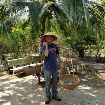 A day tour to the Mekong river delta from Ho Chi Minh city