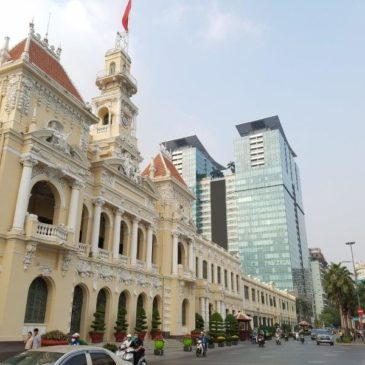 A short trip to Ho Chi Minh city, Vietnam