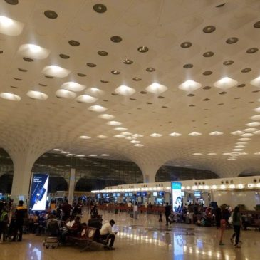 Free internet – Wi Fi access at Mumbai airport (BOM), India