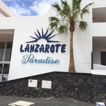 Lanzarote Paradise Apartments in Lanzarote, Canary Island
