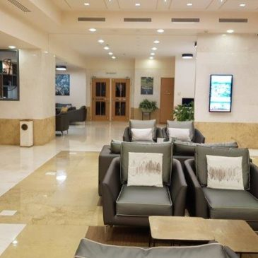 Holiday inn Athens, Attica Av (close to the airport) – Greece