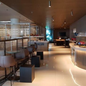 Star alliance (*G) lounge at Amsterdam (AMS) Schiphol – Schengen side review