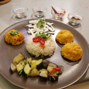 Indian Cooking Course – 2019, in Szentendre, Hungary