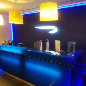 British Airways, Oneworld, Lounge at Brussels (BRU)
