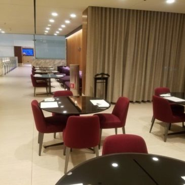 Qatar Airways Arrivals lounge at Hamad International Doha Airport (DOH)