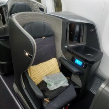 Turkish Airlines (TK) in business class from  Istanbul (IST) to Mexico city (MEX) and then to Cancun (CUN) on 787