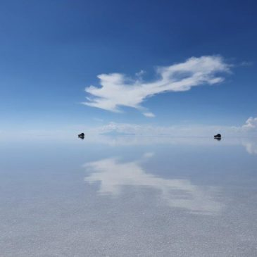 Salar de Uyuni (salt flats), in Bolivia, an experience to remember