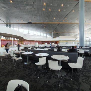 Avianca VIP Gold Lounge at Bogota (BOG) El Dorado International terminal