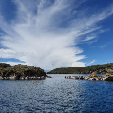 Day trip from La Paz (Bolivia) to lake Titicaca (Copacabana and Isla de Sol)