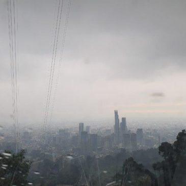 15 hour layover in Bogota, Columbia during transit